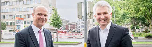 6,5 Mio. Euro für die Energiewende: DEW21 erhält weiteres Geld für Aufbau einer klimafreundlichen Wärmeversorgung