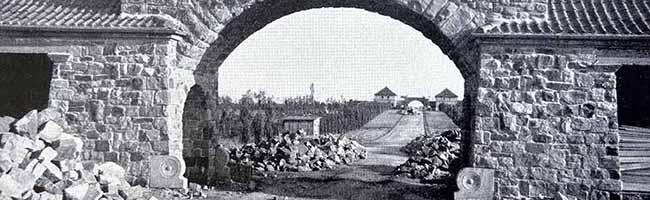 100 Jahre Hauptfriedhof Dortmund – vom strauchlosen Gelände zur Parklandschaft – Jubiläum am heutigen Freitag