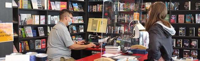 Die Nordstadt-Buchhandlung Litfass bildet nach vielen Jahren wieder aus und sucht Bewerber*innen