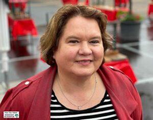 Schaustellerin Verena Winkelhaus
