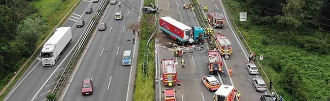 Mehr Tempokontrollen gegen Unfallschwerpunkt auf der A2 zwischen Dortmund-Nordwest und Henrichenburg