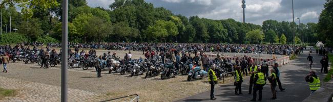Langer Motorradkorso durch Dortmund: Schwerer Unfall bei Demonstration gegen Streckensperrungen und Tempolimits