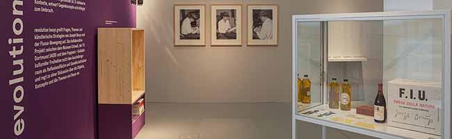 """Die Ausstellung """"revolution beuys"""" findet anlässlich des 100. Geburtstags des Aktionskünstlers statt. Foto: Constantin Grolig"""