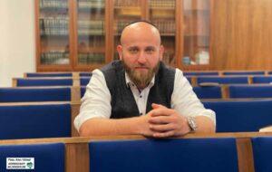 Leonid Chraga ist Geschäftsführer der Jüdischen Kultusgemeinde Dortmund. Foto: Alex Völkel
