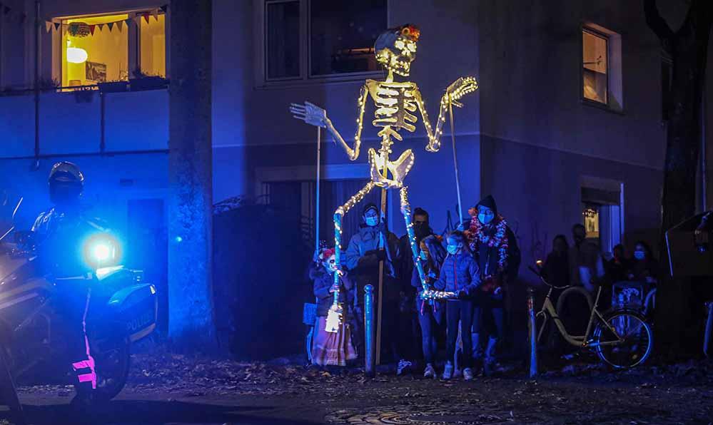 """Am Freitag wird wieder in mexikanischer Tradition das """"Fest der Toten"""" begangen."""
