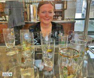 Corinna Schirmer (32) ist die neue Leiterin des Brauereimseums in der Nordstadt.