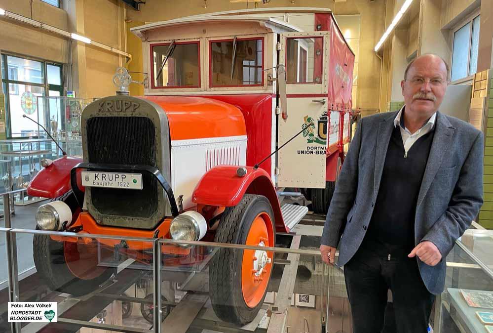 Gründungsleiter Dr. Heinrich Tappe (64) geht nach 15 Jahren in den Ruhestand.
